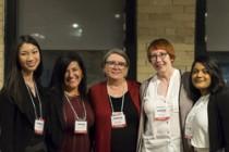 Lean In Canada mentorship panel