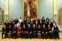 """""""Because it's 2015:"""" a new federal cabinet with equal gender representation"""