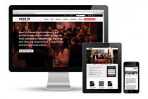 A new website to support our community of professional women, built by 108 ideaspace!