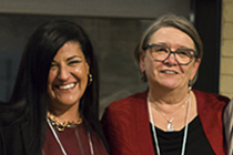 Panelist Profile: Judi Hughes and Despina Zanganas Weigh In On Mentorship
