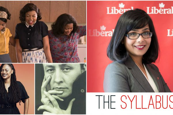 The Syllabus: Leaning in through Media