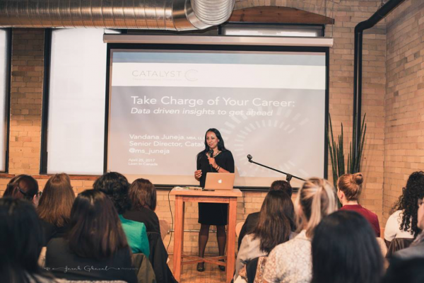 Event Roundup: Take Charge of Your Career
