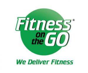 fitness on the go logo