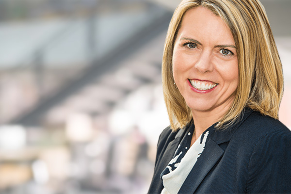 Susan Elford Announced as Calgary's Chapter President