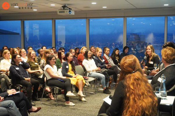 Lean In Vancouver – Event:  Women in Entrepreneurship Panel