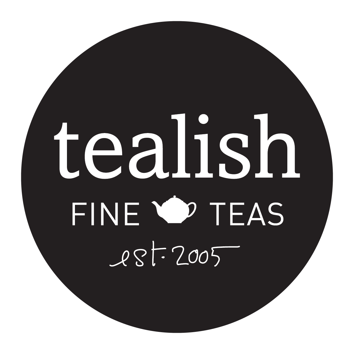 Tealish Logo