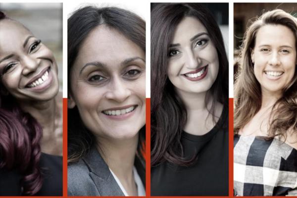 TORONTO: International Women's Day – Put Your Hand Up High and #ChooseToChallenge